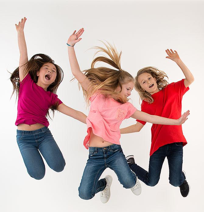 barn hoppar
